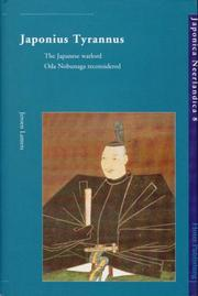 Cover of: Japonius tyrannus