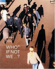 Cover of: Who If Not We...? | Etienne Balibar