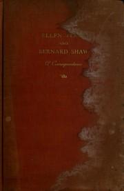 Ellen Terry and Bernard Shaw