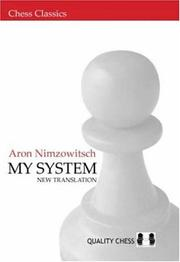 Cover of: My System (Chess Classics)