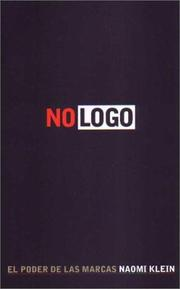Cover of: No LOGO, El Poder de Las Marcas