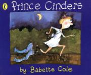 Cover of: The Prince Cinders