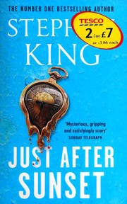 Cover of: Just After Sunset | Stephen King