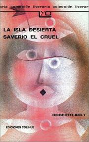 Cover of: La Isla Desierta Saverio El Cruel