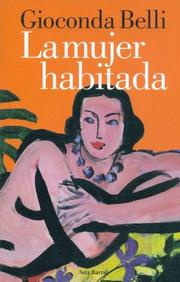 Cover of: La Mujer Habitada/ the Inhabited Woman