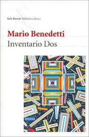Cover of: Inventario DOS