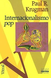 Cover of: Internacionalismo Pop