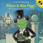 Cover of: Where Is Miss Piggy?