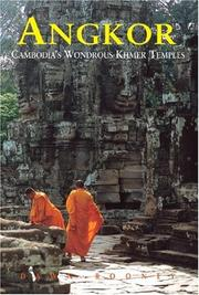 Cover of: Angkor | Dawn Rooney