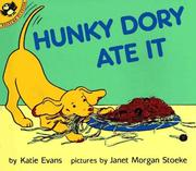 Cover of: Hunky Dory ate it