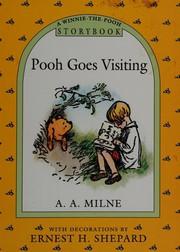 Pooh Goes Visiting (Pooh Storybook)