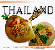 Cover of: The food of Thailand