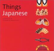 Cover of: Things Japanese