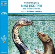Cover of: Rikki-Tikki-Tavi by Rudyard Kipling