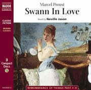 Cover of: Swann in Love (Remembrance of Things Past, 2)