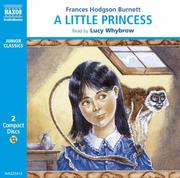 Cover of: A Little Princess (Junior Classics) | Frances Hodgson Burnett