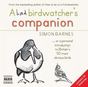 Cover of: Bad Birdwatcher's Companion