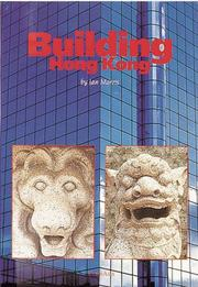Cover of: Building Hong Kong