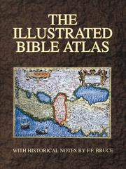 Cover of: The Illustrated Bible Atlas