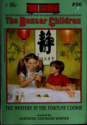 The Mystery in the Fortune Cookie (Boxcar Children Mysteries)