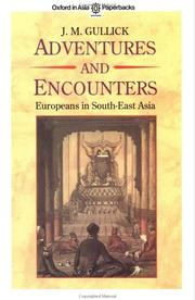 Cover of: Adventures and Encounters