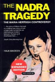 Cover of: The Nadra tragedy