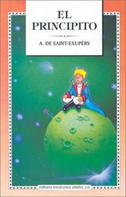 Cover of: El Principito / The Little Prince