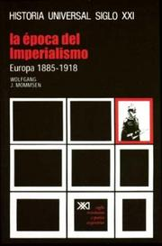 Cover of: Epoca del Imperialismo - Europa 1885/1918 Vol 28