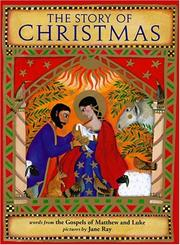 Story of Christmas by Jane Ray