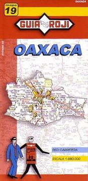 Cover of: Oaxaca State Map