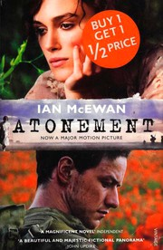 Cover of: Atonement | Ian McEwan