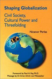 Cover of: Shaping Globalization | Nicanor Perlas