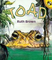 Cover of: Toad