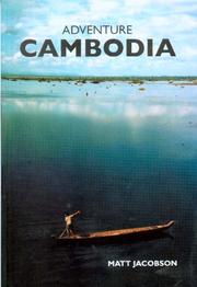 Cover of: Adventure Cambodia
