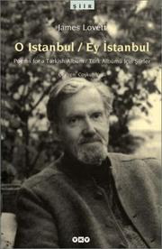 Cover of: O Istanbul: Poems for a Turkish Album / Y Istanbul