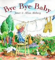 Cover of: Bye Bye Baby