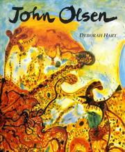 Cover of: John Olsen | Deborah Hart