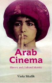 Cover of: Arab Cinema by Viola Shafik