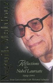 Cover of: Naguib Mahfouz at Sidi Gaber: Reflections of a Nobel Laureate, 1994-2001