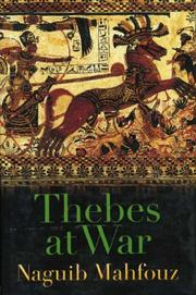 Cover of: Thebes at War