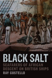 Cover of: Black Salt | Ray Costello