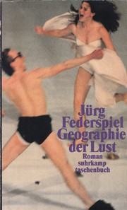 Cover of: Geographie der Lust |