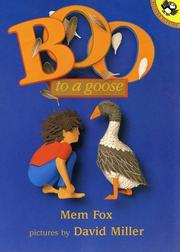 Cover of: Boo to a Goose