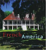Cover of: French America | Ron Katz