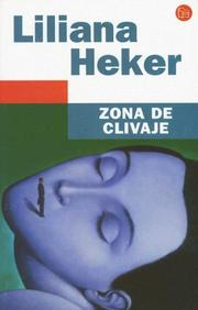 Cover of: Zona de Clivaje