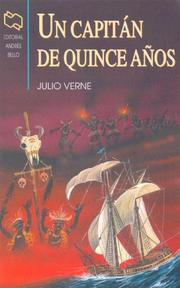 Cover of: Un Capitan de Quince Anos