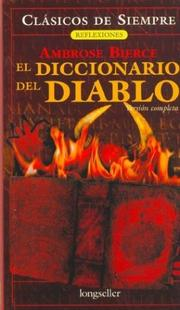 Cover of: El Diccionario Del Diablo/ The Devil's Dictionary (Reflexiones / Reflections)