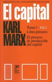 Cover of: El Capital