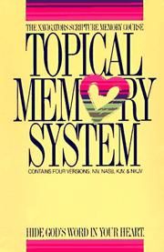 Cover of: Topical Memory System Package | Navpress