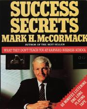 Cover of: Success Secrets